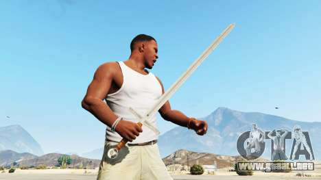GTA 5 Espada Excalibur