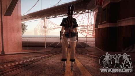 Momiji Kokoro DoA para GTA San Andreas tercera pantalla