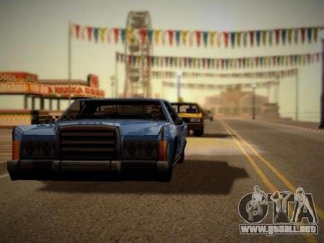 Iceh ENB para GTA San Andreas tercera pantalla