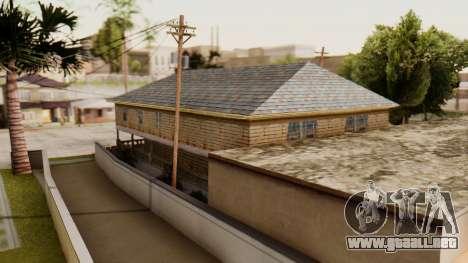 New Interior for CJs House para GTA San Andreas segunda pantalla