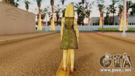 [SH2] Laura Child para GTA San Andreas tercera pantalla