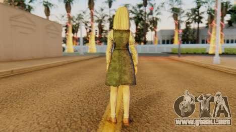 [SH2] Laura Child para GTA San Andreas tercera pantalla