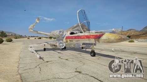 Xwing-Hydra Hybrid para GTA 5