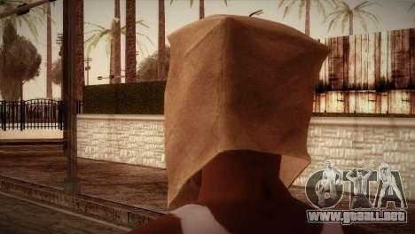 Bolsa para GTA San Andreas segunda pantalla