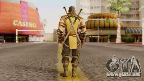 Scorpion [MKX] para GTA San Andreas tercera pantalla
