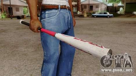 Original HD Bat para GTA San Andreas segunda pantalla