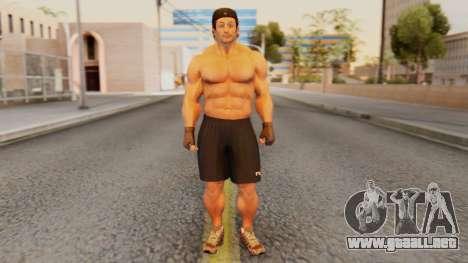 [GTA5] Bodybuilder para GTA San Andreas segunda pantalla