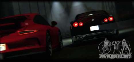 Jungles ENB v 2.5 para GTA San Andreas sexta pantalla