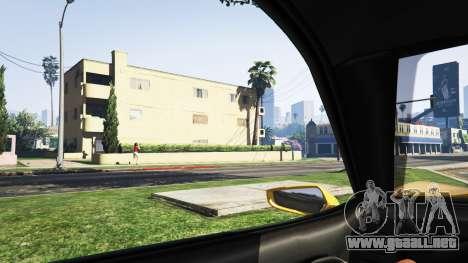 GTA 5 Facetrack v0.3 tercera captura de pantalla