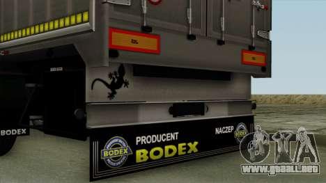 Bodex_TZ para la visión correcta GTA San Andreas