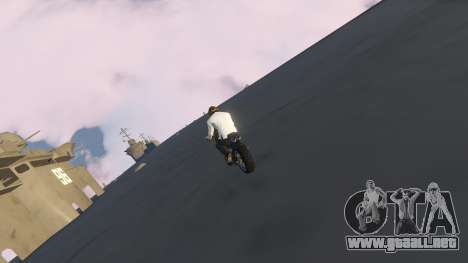 GTA 5 Airport Ramp tercera captura de pantalla