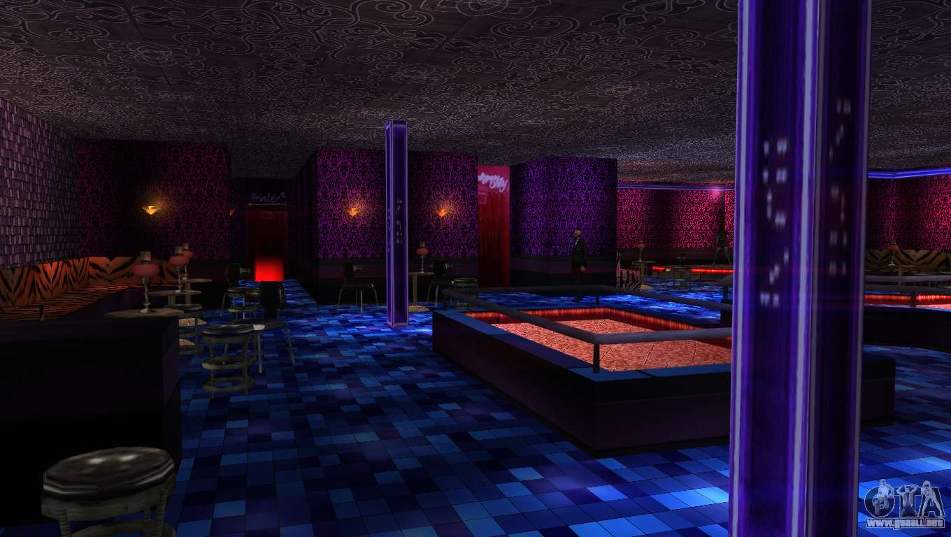 Clubs de striptease en Luxemburgo -