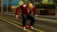 VanossGaming Skin para GTA San Andreas