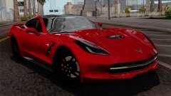 Chevrolet Corvette C7 Stingray 1.0.1