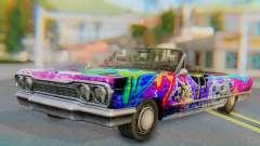 Nuevos vinilos para la Sabana para GTA San Andreas