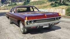 Dodge Polara 1971 para GTA 5