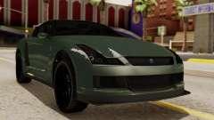 GTA 5 Annis Elegy RH8 SA Style