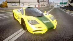 McLaren F1 1993 [EPM] Harrods para GTA 4
