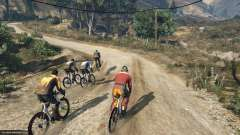 Downhill Racing para GTA 5