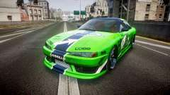 Nissan Silvia S14 JE Pistons