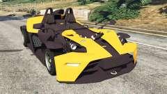 KTM X-Bow [Beta] para GTA 5