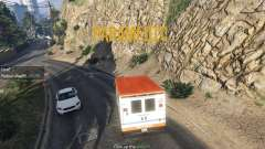 La misión de la ambulancia v. 1.3