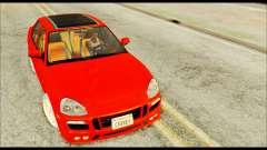 Lada Priora Porsche Customs para GTA San Andreas