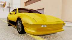 Sportcar2 SA Style para GTA San Andreas