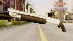 Sangrar original en la acción de la bomba escopetas para GTA San Andreas