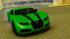 GTA 5 Adder para GTA San Andreas