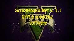 ScriptHookV.NET v.1.1