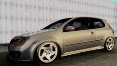 Volkswagen Golf Mk5 hatchback de 3 puertas para GTA San Andreas