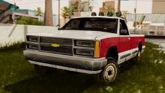 Chevrolet Silverado SA de Estilo para GTA San Andreas