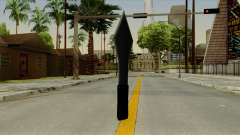 Lanzar cuchillo para GTA San Andreas