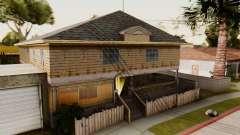 New Interior for CJs House para GTA San Andreas