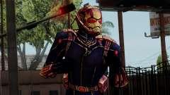 Ant-Man Black para GTA San Andreas