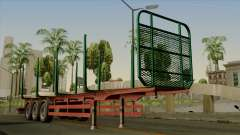 Trailer Cargos ETS2 New v1 para GTA San Andreas