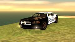 Dodge Charger Super Bee 2008 Vice City Police para GTA San Andreas