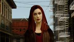 Amy Pond from Doctor Who para GTA San Andreas