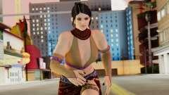 Zafina from Takken 6 v1 para GTA San Andreas
