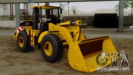 GTA 5 HVY Dozer para GTA San Andreas