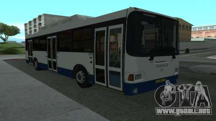 LiAZ 5293.70 para GTA San Andreas