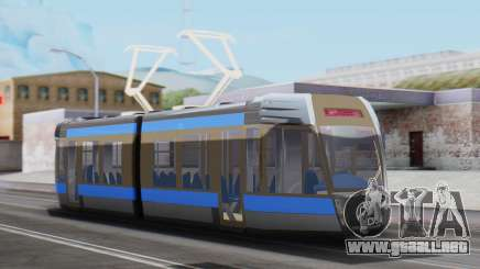 New Tram SF para GTA San Andreas