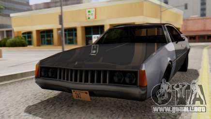 Trébol Al_Piso para GTA San Andreas