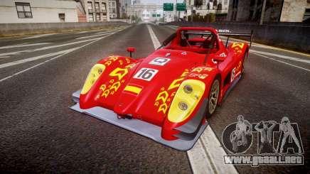 Radical SR8 RX 2011 [16] para GTA 4