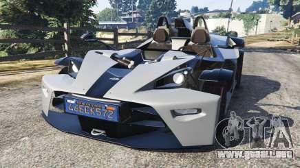 KTM X-Bow [Beta2] para GTA 5