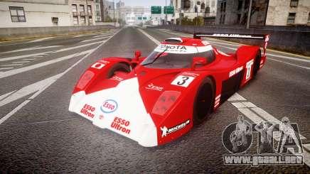 Toyota GT-One TS020 Le Mans 1999 para GTA 4