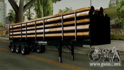 Trailer Log v2 para GTA San Andreas