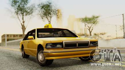 Declasse Premier Taxi para GTA San Andreas