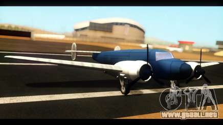 Bombardero de la v1.0 para GTA San Andreas